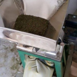 Powder grinding